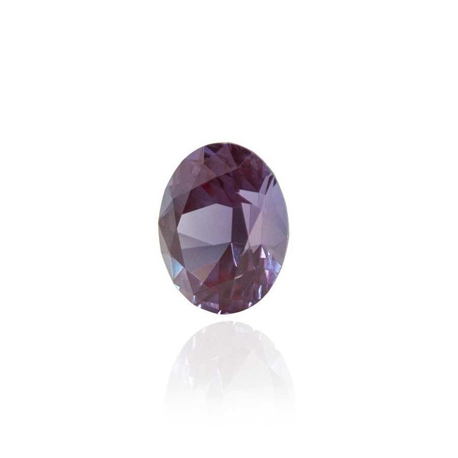 александрит реверс эффект выращенный александрит гидротермальный александрит alexandrite форма камня овал